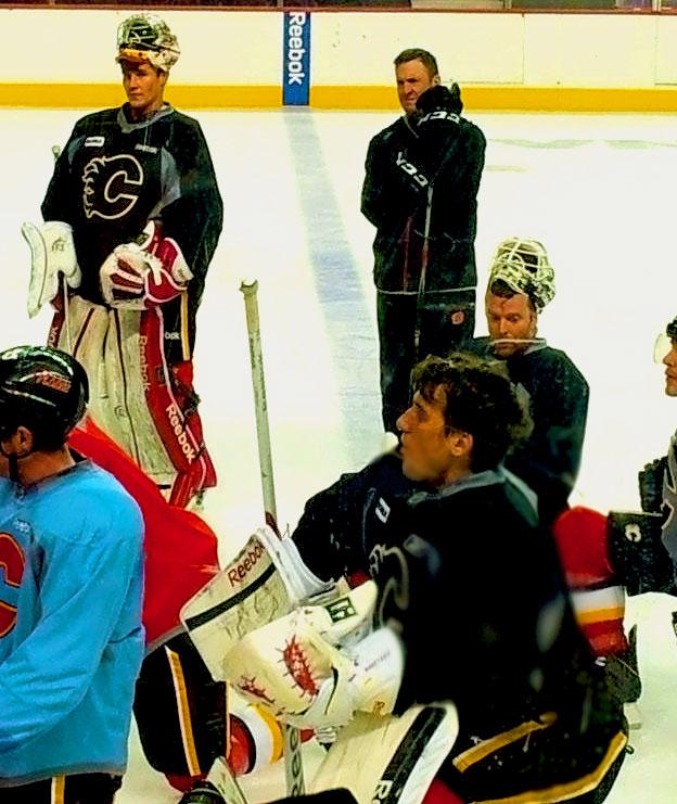 3 Calgary Flames Goalies