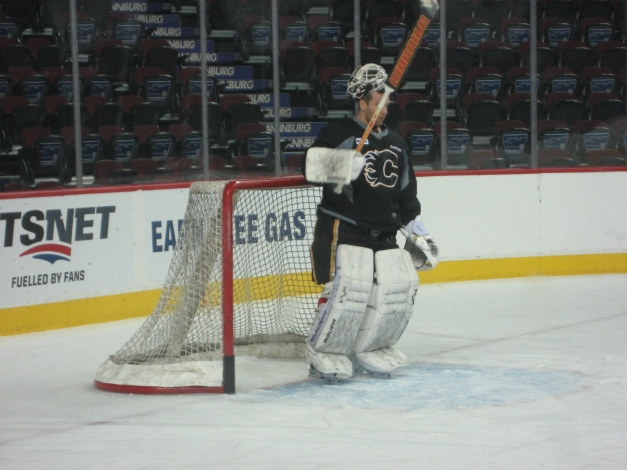 Miikka Kiprusoff - Calgary Flames