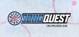 SongQuest CBC Music Link to Home Ice Advantage by Christina Johnson